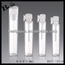 1.8/2/3/4ml perfume bottle travel; travel perfume bottle