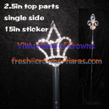 Pageant Rhinestone Scepters