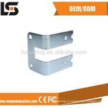 soporte ortodóntico de autoligado del material de metal