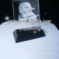 3d laser crystal,baby photo frames for home decoration & gifts