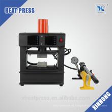 Máquina de la prensa del calor de la resina de la prensa de la planta de la sublimación