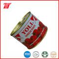 Alta Qualidade 70g e 210g de Pasta de Tomate da Marca Yoli