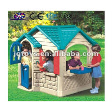 Hotsale children plastic garden play house toy