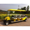 8 seat factory direct sale Electric golf cart for sightseeing , shuttle cart CE certificate