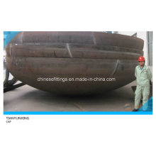Pipe Fittings Big Size Welded Carbon Steel Ellipsoidal Head