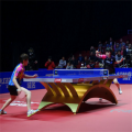 ITTF approved Table Tennis sports PVC flooring
