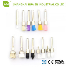 Hot Sale Dental Polishing Brush/Prophy Brush/Polishing Cup Brush for Dentist