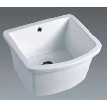 Bathroom Sanitary Ware Ceramic Laundry Tub (E001)