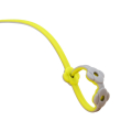 Stratchable Silicone Baby Pacifier Holder for Stroller