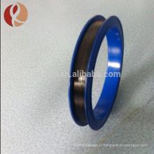 Acheter amende tungstène fil torsadé prix par kg