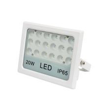 Honeycomb 20W LED de luz de inundación de aluminio y vidrio templado 110V 220V Industrial