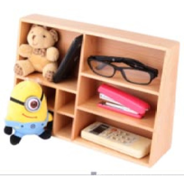 Wooden Cosmetic Storage Container / Storage Box