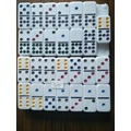 Double 9 Domino Game Set