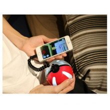Preço de Fábrica Presente de Natal 2016 Pokemon Go Pokeball Power Bank