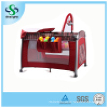 Bunte Aluminium Baby Laufstiefel mit hohem Moskitonetz (SH-A3)