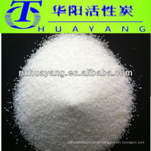 Polímero solúvel em água Floculante Poliacrilamida catiônica CPAM