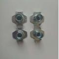 Half Thread Carbon Steel Zinc plated Tee Nuts
