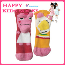 Wholesale Designed Three-dimensional Thermal Baby Socks