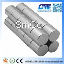 """D1 / 4 """"X1 / 4"""" SmCo Samarium Cobalt Imán"""