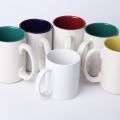 Sunmeta 11OZ Blank Sublimation Heat Press Imprimé Mug