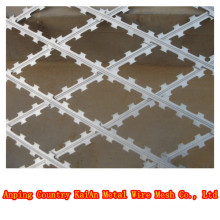 BTO/CBT10-65 PVC Coated Razor Wire / Razor Barbed Wire / Galvanized Razor Wire ---- 30 years factory