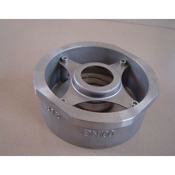 Stainless Steel Wafer Lift Check Valve