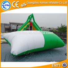 Heavy duty water air bag inflatable water blob jump