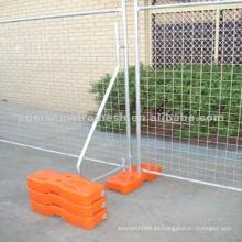 Temporary Fence para las ventas