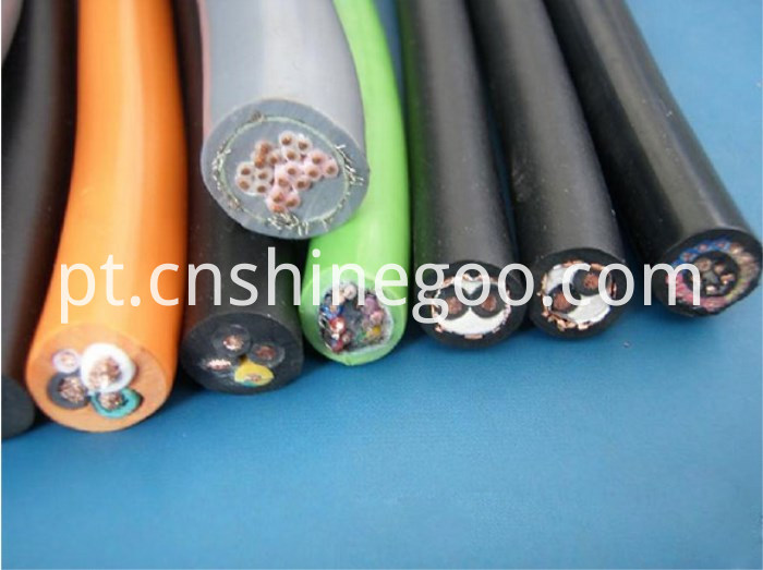 Silicon Rubber Insulated Power Cable