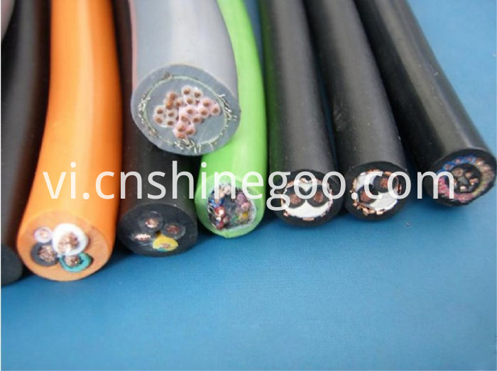 Cooper Conductor electrical Cable