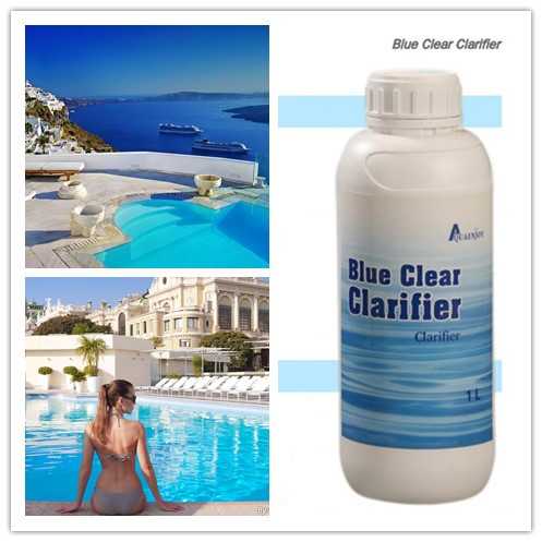Blue Clear Clarifier for Swimming Pool
