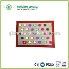 2014 New Design Multifunctional Silicone Macaron Mat