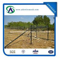 Farm Used Galvanized Steel Y Fence Post/Star Picket