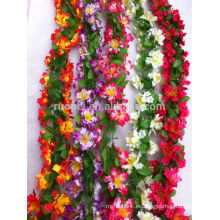 2014 vid caliente decorativa de la flor artificial de la venta de China