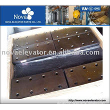 Elevator Guide Rail Fishplate