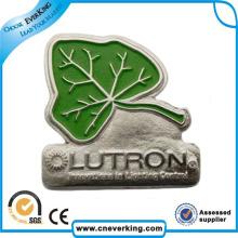 Emblema redondo do botão de Pinback da cópia feita sob encomenda para a promoção