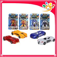 Heiß! Lustige Auto-Umwandlung Roboter-Spielzeug Großhandel Transformator Spielzeug für Kinder