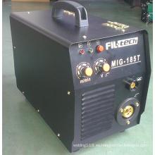 Máquina de soldadura MIG IGBT con ciclo de alta actividad (MIG-185T)