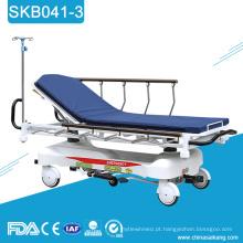 Preço de aço do trole do paciente hospitalizado SKB041-3