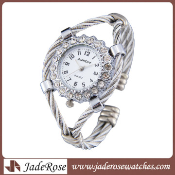 New Stylle Special Band Watch Fashion Women′s Prepare The Strap Watch