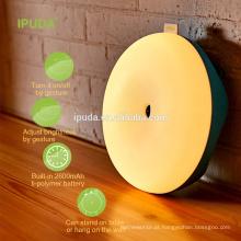 2017 lâmpada para as crianças IPUDA luz da noite nuvem com magia controle de toque zero regulável