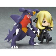 Подгонянные игрушки мини-фигуры Pokemon для мини-фигурок Doll Doll Kids ICTI Toys