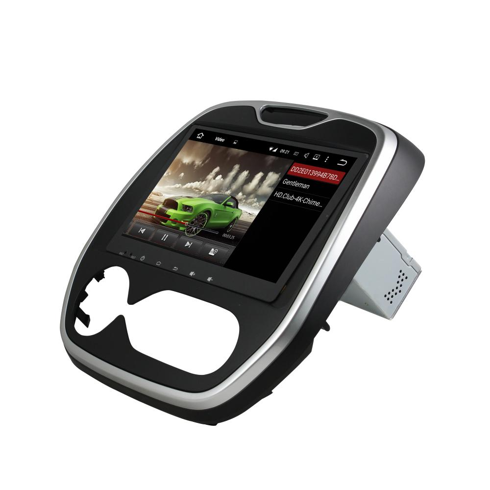 Renault Capture GPS navigation system Android 7.1