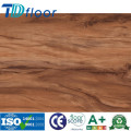 Plancher de PVC de tuile de plancher de vinyle résistant à l'acide insonorisé