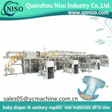 Economic New Design Anerie Baby Diaper Machine