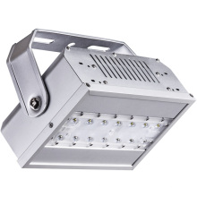 Luz de LED túnel UL 40W 80W 120W 160W com IP66 Ik10 e Chips Philips