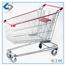 150L Asia Shopping Trolley with Big Capacity