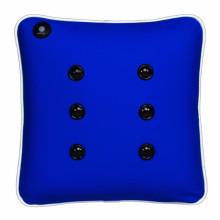 Car Seat Massage Vibrating Back Massage Cushion Rechargeable Vibrating Massage Cushion