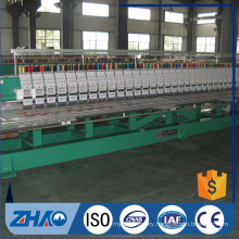 China hot selling Flat Computerized Economical embroidery machine