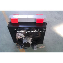 Oil Radiators for Hydraulic Cooling System